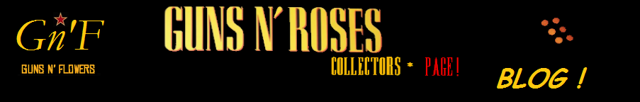 Guns N' Flowers – GUNS N' ROSES website BLOG